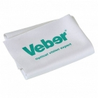 Салфетка из микрофибры для ухода за оптикой Veber 15x15