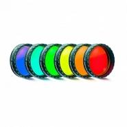 """Набор цветных фильтров Baader (6 шт.), 1,25"""""""