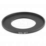 Кольцо переходное для макровспышки 49-77 мм