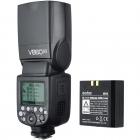 Вспышка накамерная Godox Ving V860IIC TTL для Canon