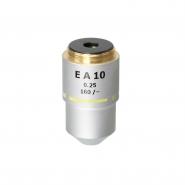 Объектив для микроскопа 10х /0.25 160/- (М2)