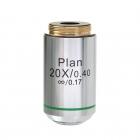 Объектив 20х/0,4 Plan беск/0,17 (для Микромед 3 LED M)