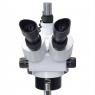 Микроскоп стерео МС-4-ZOOM LED (тринокуляр)