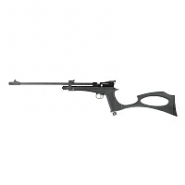 "Винтовка/пистолет пневматическая STRIKE ONE ""B024"" BLACK кал.4,5mm (.177) не более 3,0Дж"