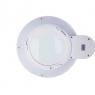 Лупа 8608D 3D/5D (3 дптр, 5 дптр, 150 мм) на струбцине с подсветкой LED