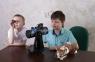 Телескоп Sky-Watcher Dob 76/300 Heritage, настольный
