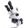 Оптич.головка МС-4-ZOOM (тринокуляр) с фокусировочным механизмом на штатив