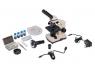 Микроскоп школьный Микромед Эврика 40х-1280х с видеоокуляром в кейсе