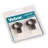 Кольца для прицела Veber SR-1002NH на ласточкин хвост