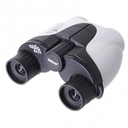 Бинокль Veber White 8x25 белый/черный