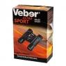 Бинокль Veber Ultra Sport БН 12x25 черный