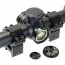 Прицел оптический Veber Пневматика 4-16x40 AOE RG MD