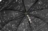 Зонт черный Levenhuk Star Sky U10