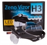 Лупа налобная Levenhuk Zeno Vizor H3