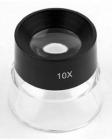 Лупа часовая контактная 10х-26мм Kromatech MG17136