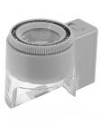 Лупа часовая контактная измерительная 8х-23мм с подсветкой (1 LED) Kromatech MG13100-2