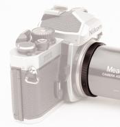 Т-кольцо Bresser для камер Nikon